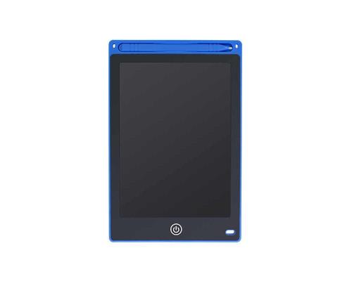 Графический планшет Tablet для рисования стилусом, 8.5 дюймов, синий