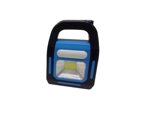 Кемпинговый фонарь Hurry Bolt HB-9707B-2, светодиодный, синий