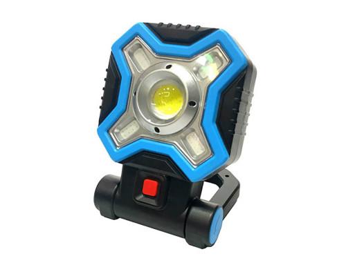 Кемпинговый фонарь Hurry Bolt HB-9957B, черно-синий